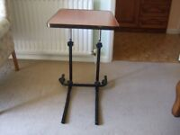 Overbed/Chair Table