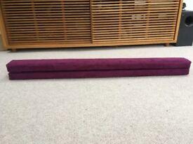 Fold Up Gymnastics Beam