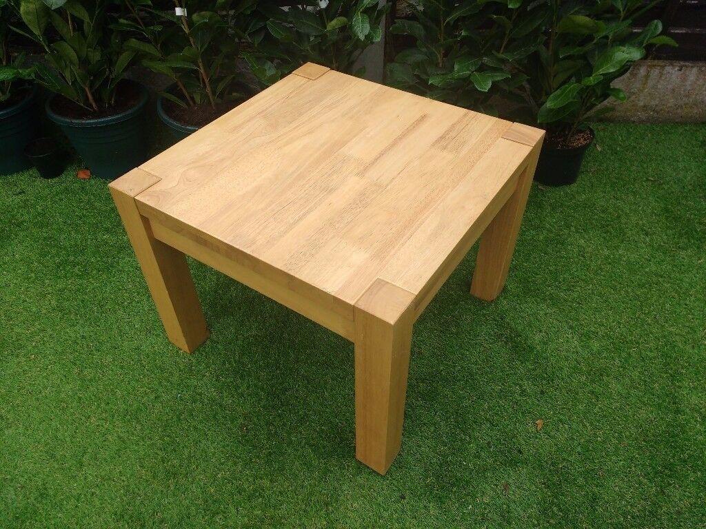 Light Oak Table - Chorlton