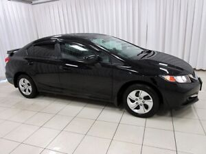 2015 Honda Civic A NEW ADVENTURE IS CALLING!!! SEDAN w/ BACKUP C