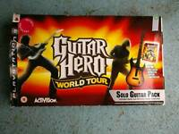 Guitar hero ps3
