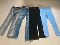 Maternity jeans, dresses, tops, shorts (clothes) size 10