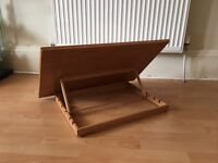Reeves wooden drawing board table top