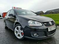 April 2008 Volkswagen Golf 2.0 TFSI GTI DSG! Only 89k! FSH! Xenons! Heated Leather! Sat-Nav!