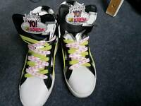 Puma MTV edition trainers. Never worn. Open to offers.