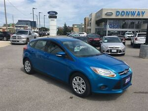 2013 Ford Focus SE|HATCHBACK|MANUAL|HEATED SEATS|