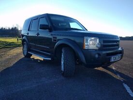 Discovery 4 - look like - 7 Seats Leather - Private Reg - Manual