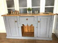 Antique Sideboard Free Delivery Ldn chest of drawers tv stand