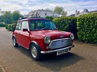 Mini 30 Classic 2000/X low mile bargain