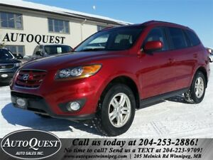 2010 Hyundai Santa Fe GL - 3.5L, NEW TIRES, Bluetooth!
