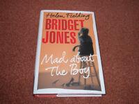 Bridget Jones Mad About A Boy by Helen Fielding