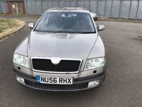 SKODA OCTAVIA ELEGANCE 19 TDI..6 SPEED.. PD.. DIESEL ENGINE 56 REG. VERY GOOD CAR