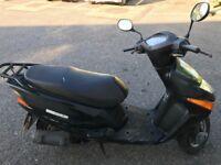****Honda moped sold as seen