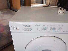 Hotpoint 9306 reversomatic tumble dryer.