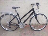 Giant Classic Ladies hybrid bike