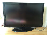"""Samsung LE40M87BDX/XEU - 40"""" Widescreen 1080P Full HD LCD TV - With Freeview"""