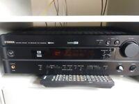 Yamaha amp and receiver