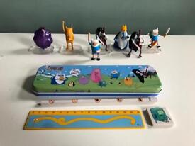 Adventure Time Collectables and Stationery