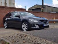 Mazda 6 diesel estate sport