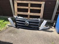 Vw crafter main grill with Metal trims for sale