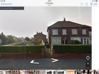 INVESTMENT PROPERTY 2 FLATS IN SEMI DET HOUSE + SMALL BUILDING PLOT