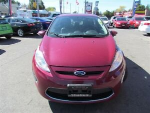 2011 Ford Fiesta SES   LEATHER   ROOF   H SEATS   BLUETOOTH