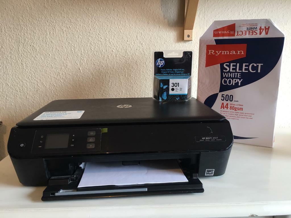 HP Envy 4500 e-All-in-One Printer | in New Town, Edinburgh | Gumtree