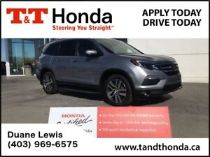 2016 Honda Pilot Touring* Navi, DVD, Rear Camera, Heated Seats*