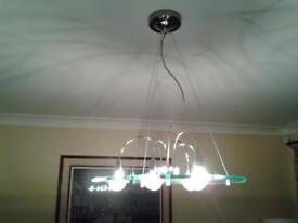 contemporary conran designed ceiling light