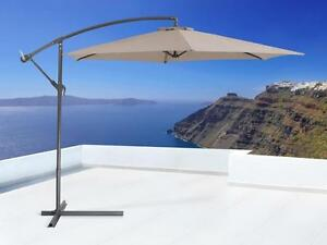 Cantilever Outdoor Umbrella - Hanging Side Post Umbrellas