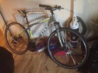 gt road bike swap