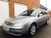 2005 55 Ford Mondeo Estate 2.0 TDCI 100,000 Miles Exc Cond Full MOT not 320d vectra a4 passat focus