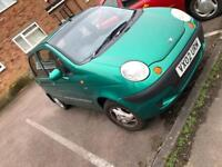 Daewoo Matiz spare or repair