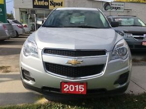 2015 Chevrolet Equinox LS/MASSIVE CLEAROUT EVENT/PRICED FOR AN I Kitchener / Waterloo Kitchener Area image 12
