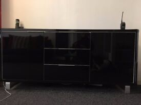 Beautiful Gloss SideBoard
