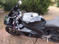 Yamaha R1 Raven Edition - Garaged