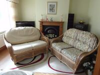 Conservatory settees for sale.