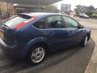 2006 Ford Focus GHIA - Blue for Sale - LOW MILEAGE