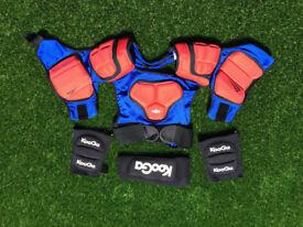 Steeden Rugby Shoulder Pads