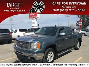 2011 GMC Sierra 1500 SLE Drives Great 2-Sets of Tires With Rims