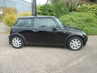 nice clean mini one.good service history.long mot