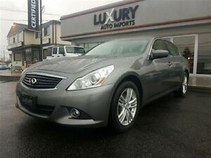 2013 Infiniti G37 LUXURY AWD-CAMERA-59K