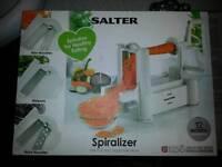 Salter spiraliser