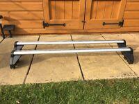 Genuine Vauxhall Roof Bars