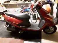 Honda lead sv104 cc scooter