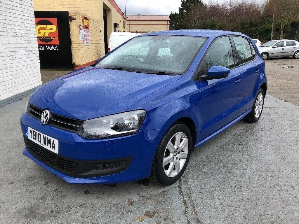 2010 volkswagen polo 1 6 tdi se 75 bhp in londonderry. Black Bedroom Furniture Sets. Home Design Ideas