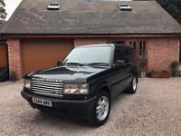 Range Rover P38 2.5 automatic diesel