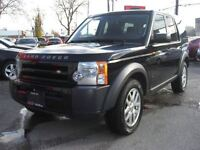 2008 Land Rover LR3 SE AWD V6 7 Pass *Leather / Sunroof*