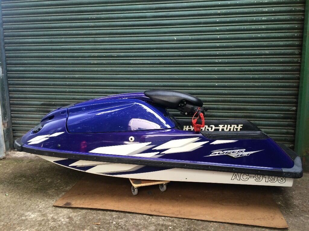 Yamaha jet ski superjet 701 2001 very tidy ski in for Jet ski prices yamaha