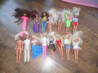 15x barbie dolls
